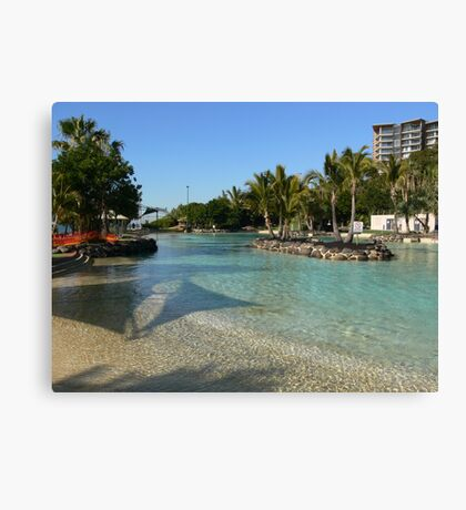 Redcliffe Canvas Print