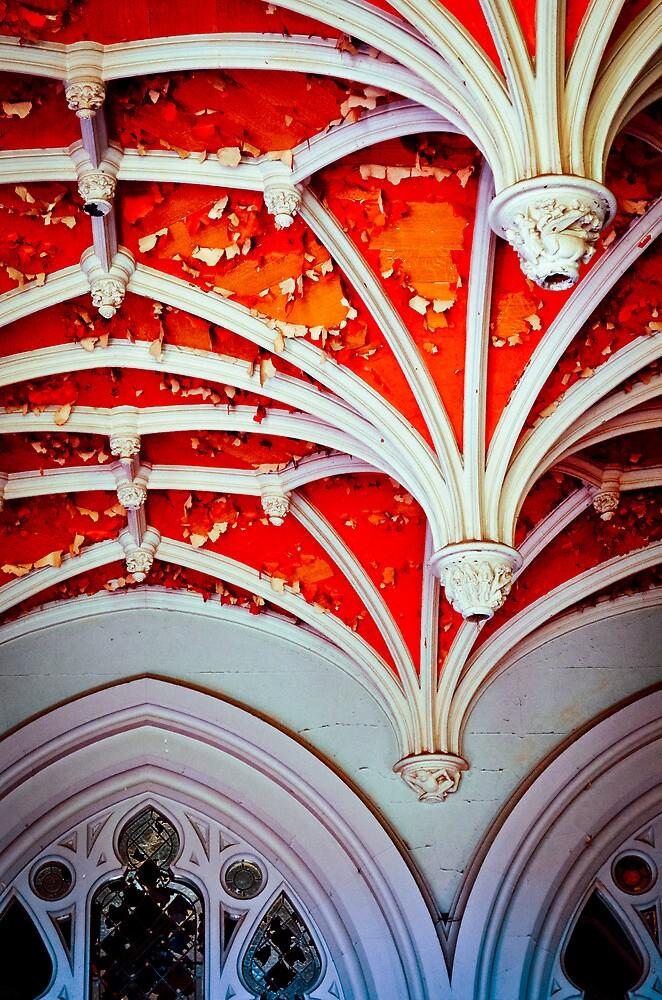 Rouge ~ Chateau Noisy by Josephine Pugh