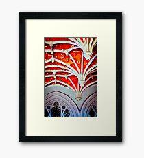 Rouge ~ Chateau Noisy Framed Print
