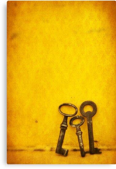 key family by Priska Wettstein