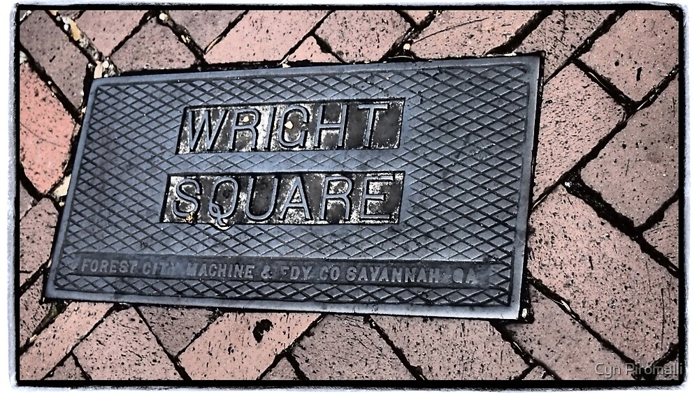 Wright Square by Cyn Piromalli