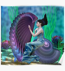 The Musical Mermaid Poster