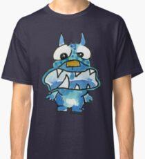 Funny Cartoon Monstar Monster 020 Classic T-Shirt