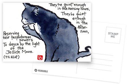 Jellicle Cat (Eliot's Cats Series) von dosankodebbie