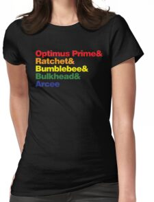 Prime good Womens Fitted T-Shirt