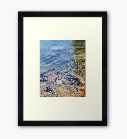 Penobscsot Bay Framed Print