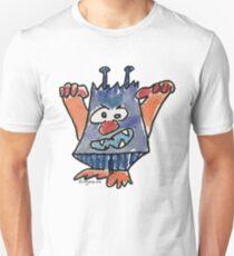 Funny Cartoon Monstar 032 Unisex T-Shirt