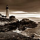 Portland Head Lighthouse by Alana Ranney