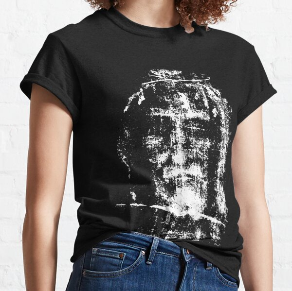 Shroud of Turin Jesus Christ Face Classic T-Shirt