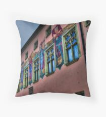 Spicy Salzburg Wall Throw Pillow