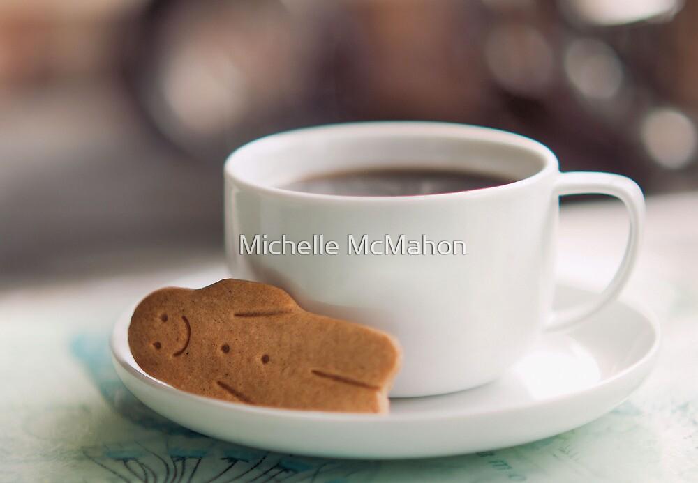 coffee break.. by Michelle McMahon