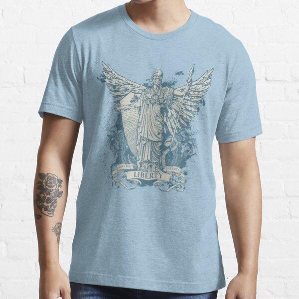 Libertas Freedom Goddess Essential T-Shirt
