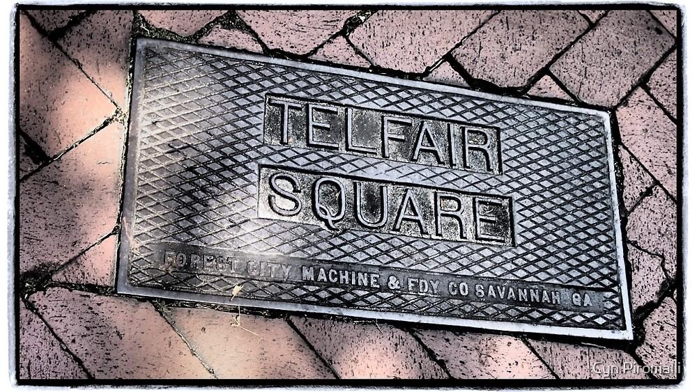 Telfair by Cyn Piromalli