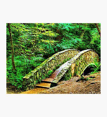 Bridge to Paradise Photographic Print