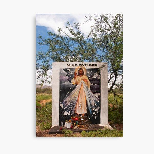 Señor de la Misericordia Canvas Print