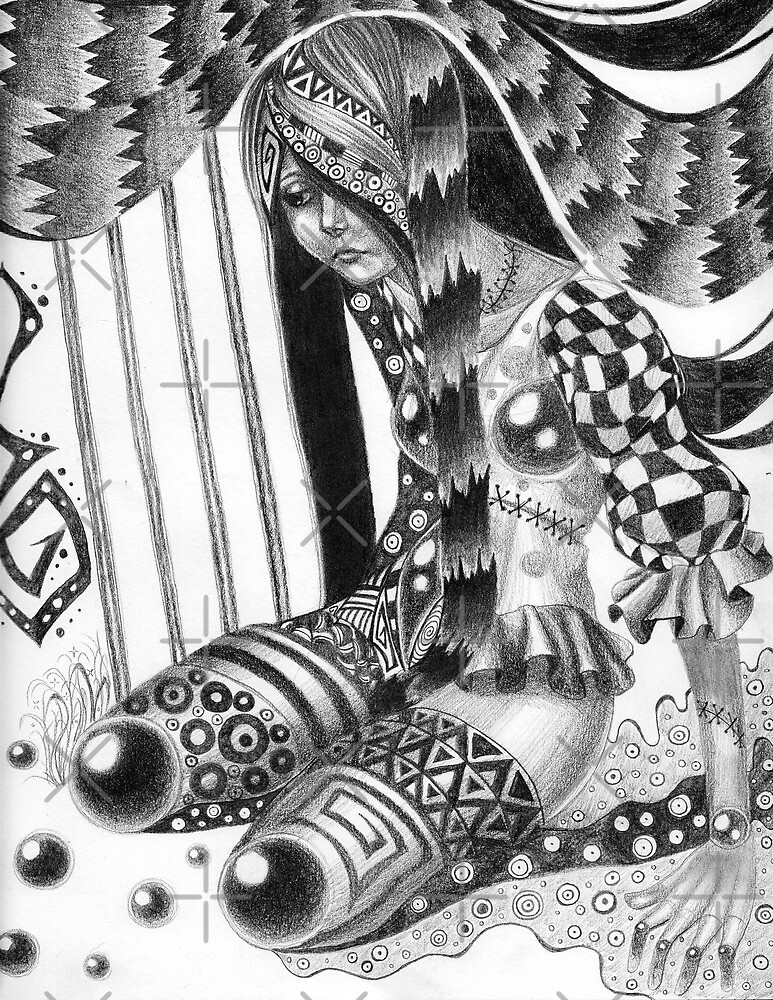 Synthetic Girl by SaradaBoru
