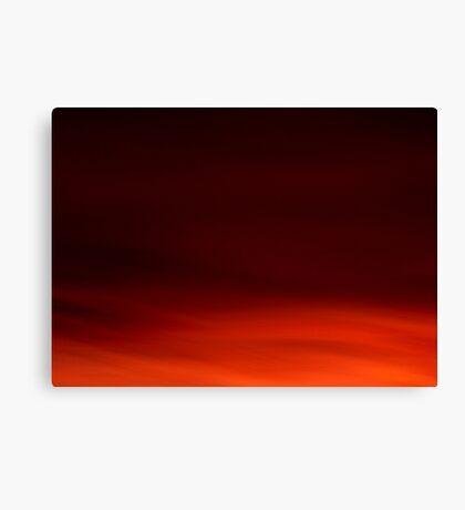 Deeper and Deeper Canvas Print