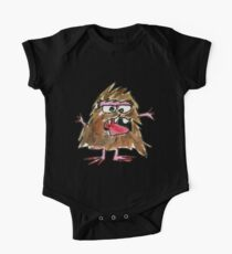 Funny Cartoon Monstar 034 Kids Clothes