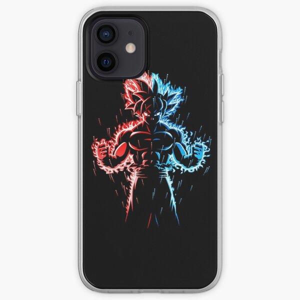 Ultra instinct goku case iPhone Soft Case