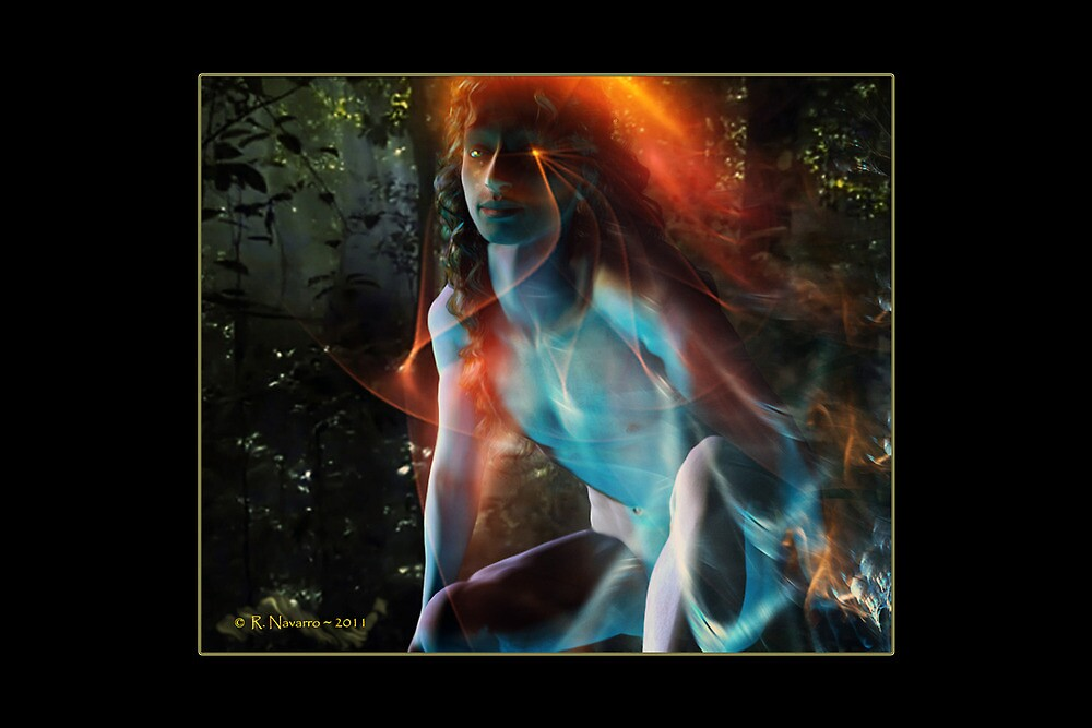 Born of Fire & Water (Reborn) by Rayvn Navarro