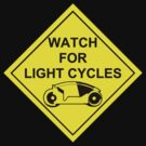 Watch For Light Cycles by AngryMongo
