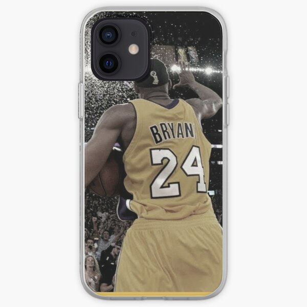 KOBE BACK iPhone Soft Case