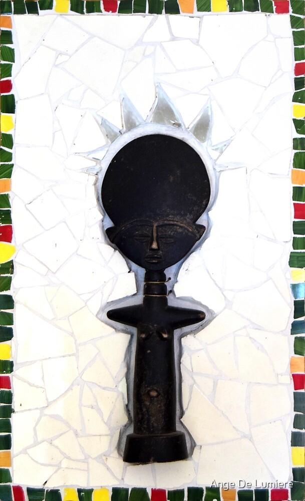African goddess by MosaicDreamer