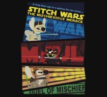STITCH WARS: The Mischievious Menace