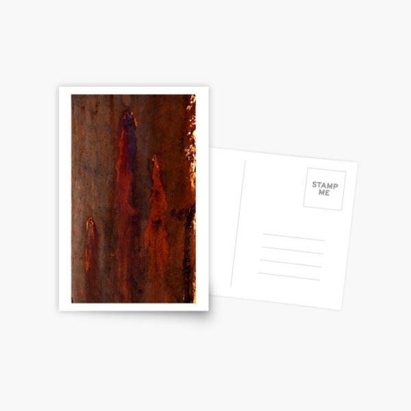Textures - Bleeding Gums Postcard