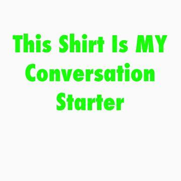 Conversation Starter by Niknakpatywk119