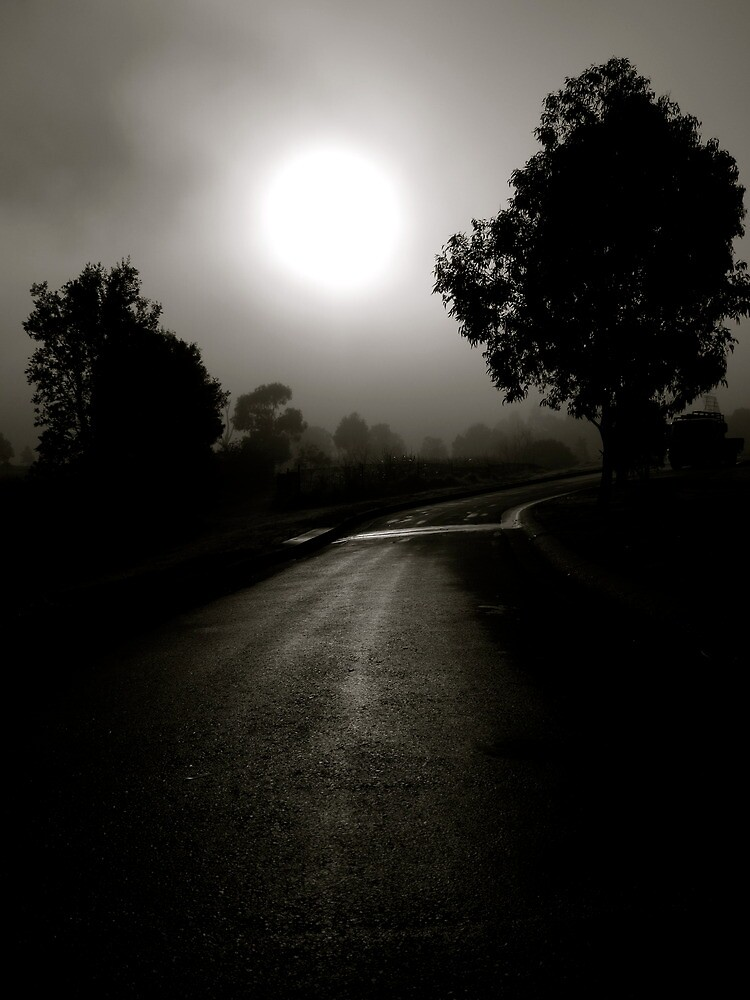 Dull Sunrise - Lucas Johns Photography by LucasAJPhotos