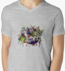 Welcome to chaos Mens V-Neck T-Shirt