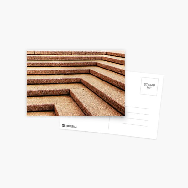 Opera House Stairs # 4 Postcard