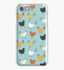 Chicken Pattern iPhone Case/Skin