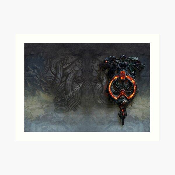 RtJ - Nomad Art Print