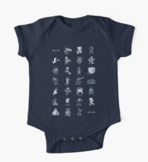 A - Z of 8-bit video games One Piece - Short Sleeve