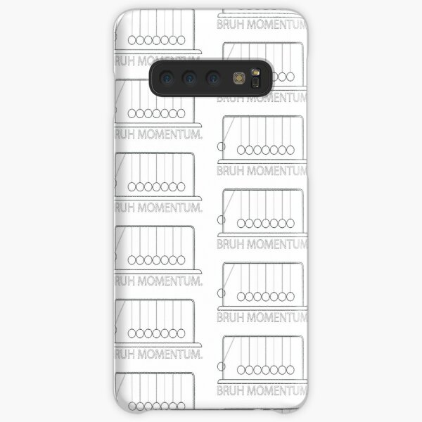 B R U H M O M E N T U M Samsung Galaxy Snap Case