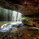 Under The Ledge by Mark  Lucey