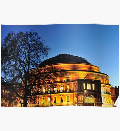 Royal Albert Hall Poster