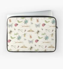 Insect Pattern Laptop Sleeve