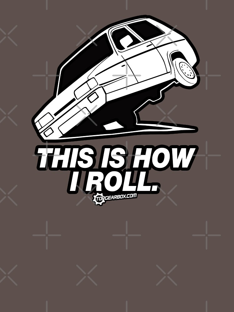 "Top Gear - Reliant Robin ""This is how I roll."" 
