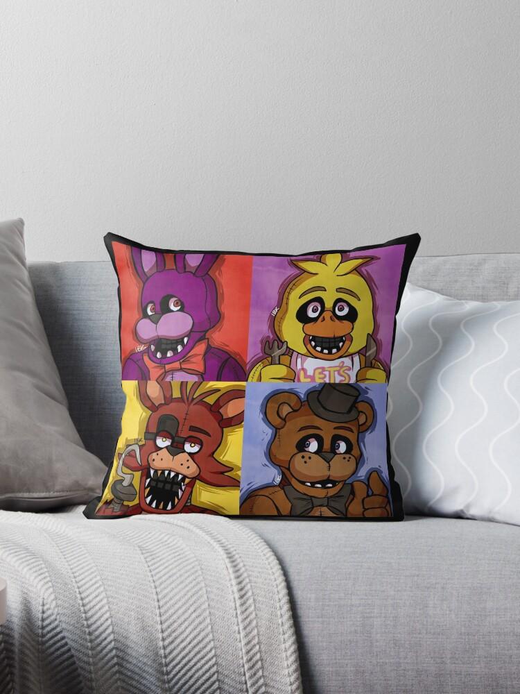 Fünf Nächte im Freddy's von InkyBlackKnight