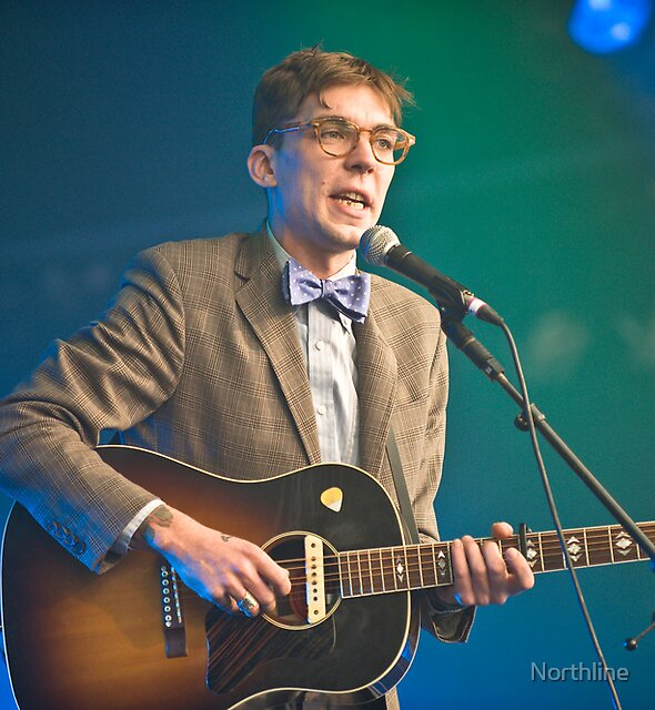 Justin Townes Earle by Northline