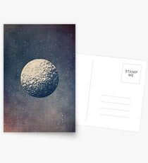 Moon Postcards