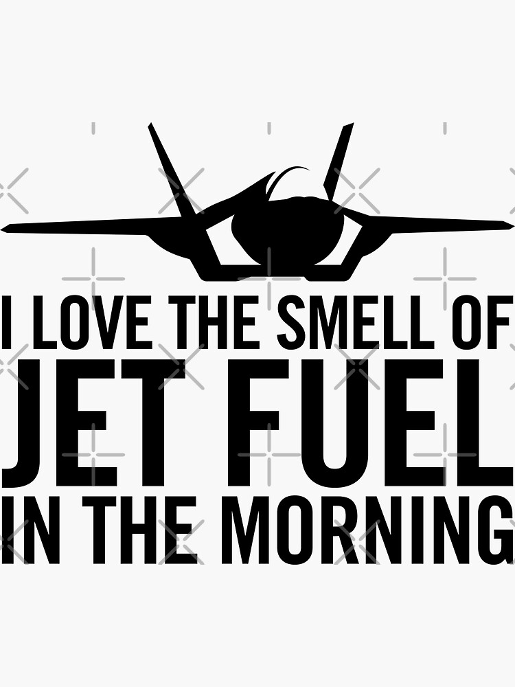 "F-35 Lightning II ""I love the smell of jet fuel in the morning"" by hobrath"