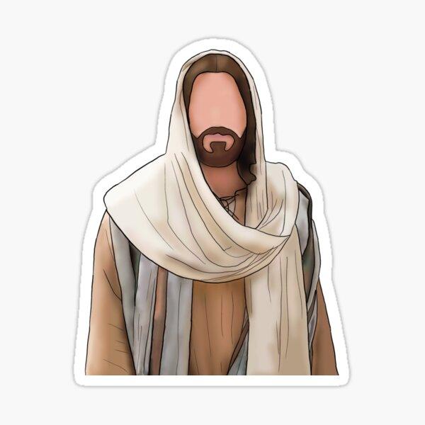 Christ Sticker