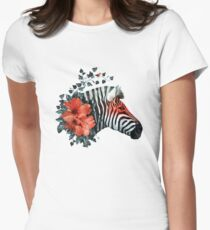 Untamed Women's Fitted T-Shirt