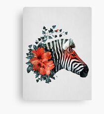 Untamed Canvas Print
