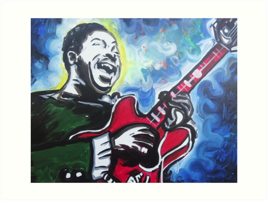 BB King by CXPRESSIONS