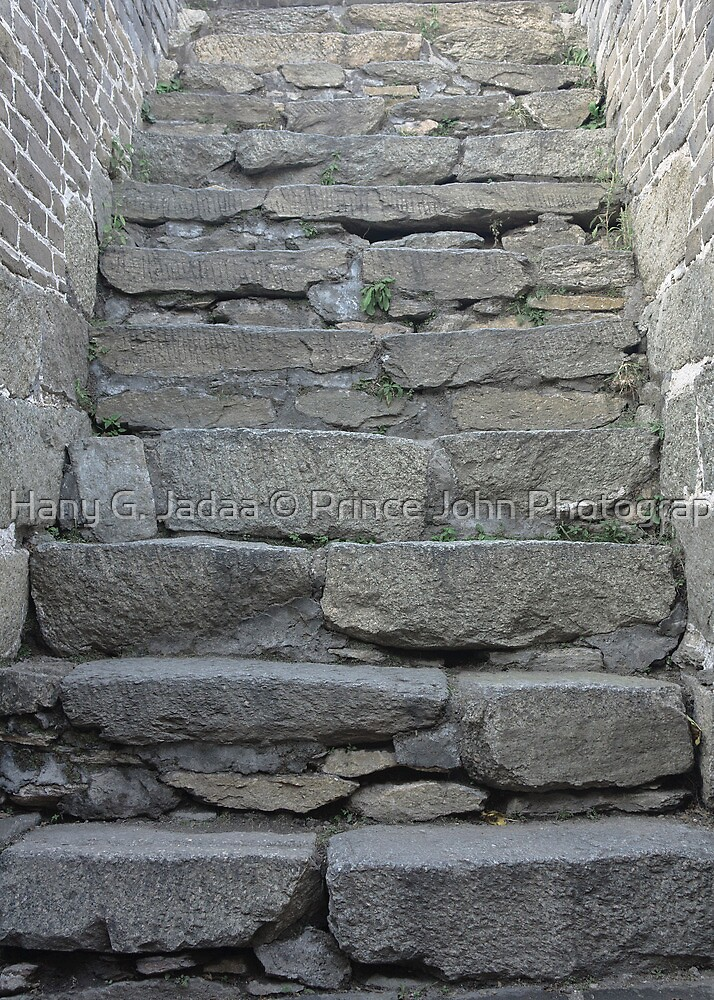 The Great Wall Series - at Mutianyu #11 by © Hany G. Jadaa © Prince John Photography